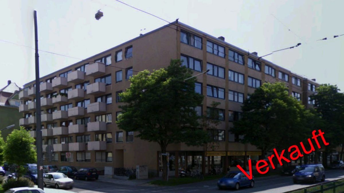 Wohnungsverkauf in München Neuhausen